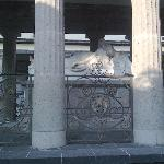 Mexico Panteon San Fernando Benito Juarez 1