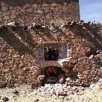 Mexico La Muralla construccion original