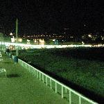 The Promenade des Anglais at night