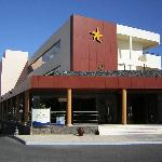 Entrada al hotel Iberostar Playa Gaviotas