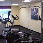 Country Inn & Suites Carlisle Fitness Center
