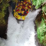 7m Waterfall - Tutea Falls
