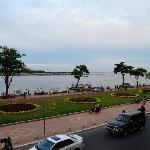 Le Mekong vu du Balcon