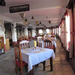 Restaurant in Eco Hotel