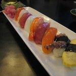 Nigiri Sushi Teishoku