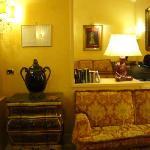 Hotel - Salón entrada