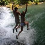 Jumping at YS