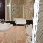 aperçu de la salle de bains