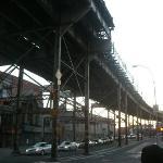 South Bronx...Howard Johnson hotel 1922 Boston Road...