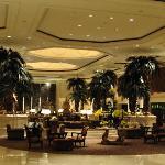 Their gorgeous lobby