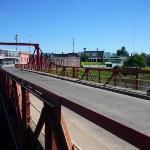 Puente Giratorio sobre Arroyo las Vacas