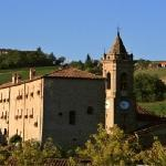 Castello di Sinio in early morning light
