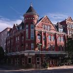 The Blennerhassett Hotel - Built 1889
