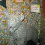 made out of real used money 1 million dollars worth