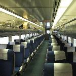 Here is what to expect on Amtrak.  Very comfortable and smooth