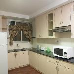 Full Utilized kitchen