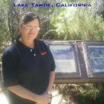 Me at Lake Tahoe