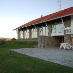Hosteria Kaiken, the restaurant wing