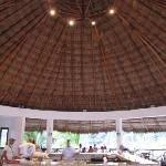 The beautiful palapa