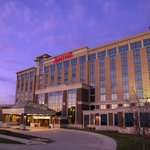 Foto de Bloomington-Normal Marriott Hotel & Conference Center
