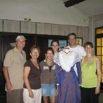 le petit québecois et ses hôtes