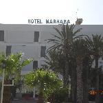 Hotel Marhaba Eingang