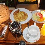 サリサヌールの朝食