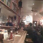 pleasant bar.