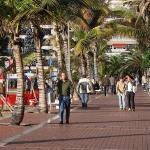 Paseo de Las Canteras
