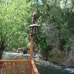Balcón sobre el río