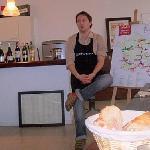 Olivier at the wine loft
