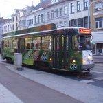 Antwerp Tram Photo