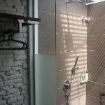 Rainfall shower & handheld shower