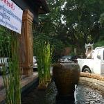 Front Door, Holiday Garden, Chiang Mai, Thailand