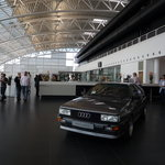 Audi Museum (Ingolstadt, DE)