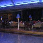 interieur de l'hotel
