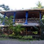 Main Building & Restaurant