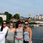 Les brésiliennes à Auxerre