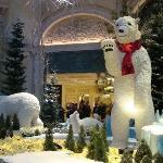 The Bellagio Christmas