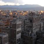 Sana'a dall'alto1