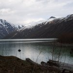 Birth of a Lake trail