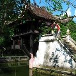 One Pillar Pagoda (again)