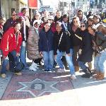 After an excellent tour of the Apollo Theater