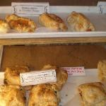 Yummy homemade pastries