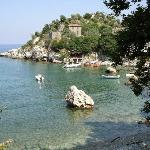 Little harbour of Damouchari