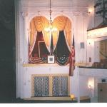 Ford's Theater where Pres. Lincoln was shot