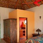 The Master Suite w/ Indoor/Outdoor Shower