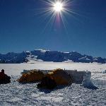 Ice Cap campsite