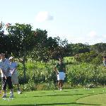 clase de golf en terravista