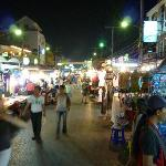 Night market @Hua Hin